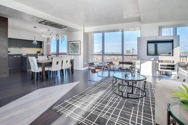 110 Stuart Street 20 G, Boston, MA 02116 (MLS #72618105) :: Kinlin Grover Real Estate