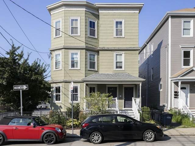 42 Brookley Rd A, Boston, MA 02130 (MLS #72618210) :: The Gillach Group