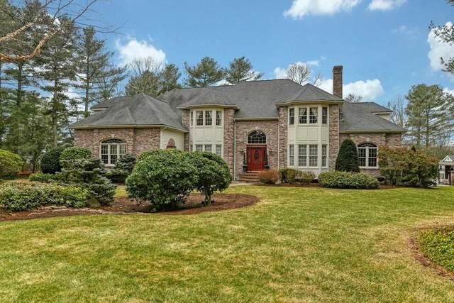 9 Wilkeson Way, Foxboro, MA 02035 (MLS #72618360) :: Westcott Properties