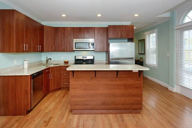 44-46 S Fairview St #1, Boston, MA 02131 (MLS #72618491) :: The Gillach Group