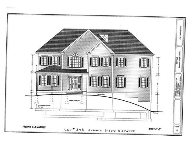 Lot 34R Summit Ridge Estates, Shrewsbury, MA 01545 (MLS #72618715) :: Berkshire Hathaway HomeServices Warren Residential