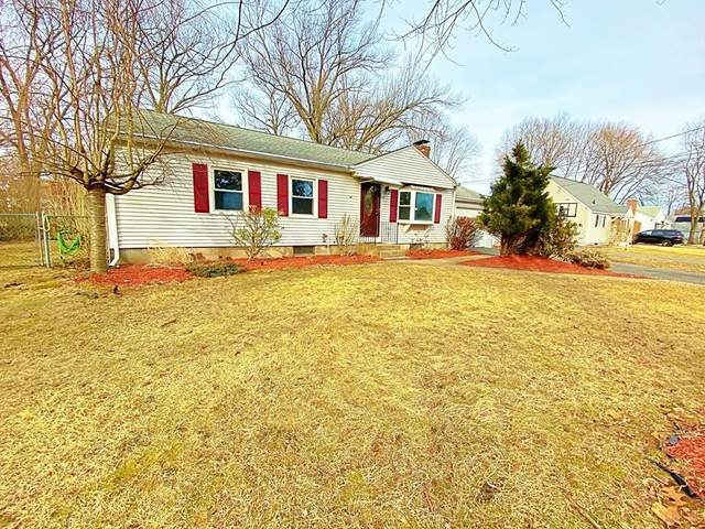 34 Brewster St, Springfield, MA 01119 (MLS #72618744) :: Kinlin Grover Real Estate