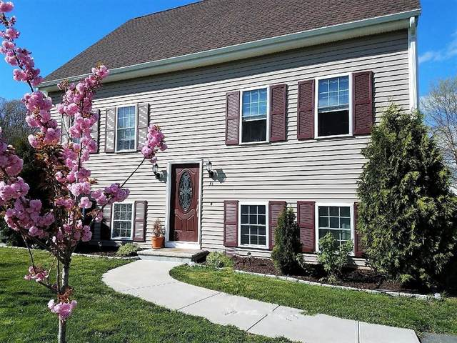 31 Slocum Farm Drive, Dartmouth, MA 02747 (MLS #72618775) :: Welchman Real Estate Group