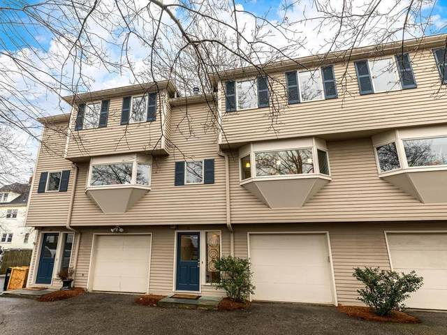 31 Ashland St #31, Watertown, MA 02472 (MLS #72618780) :: DNA Realty Group