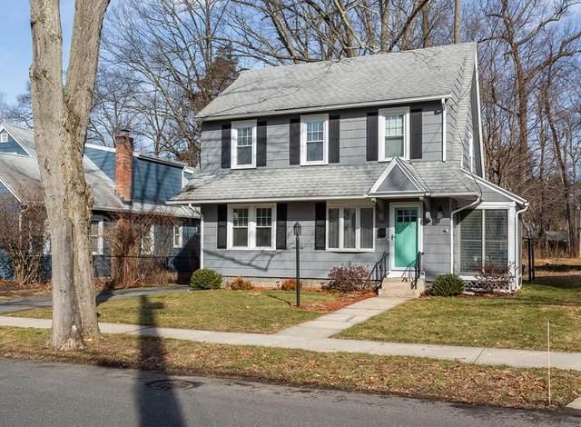 130 Edgewood Ave, Longmeadow, MA 01106 (MLS #72618875) :: NRG Real Estate Services, Inc.