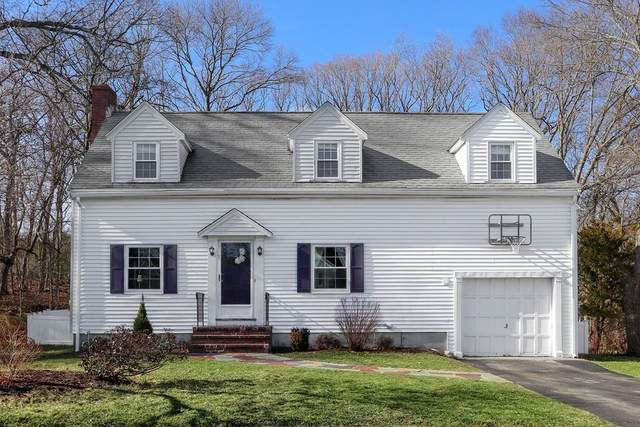 31 Emerson Place, Needham, MA 02492 (MLS #72618937) :: The Gillach Group