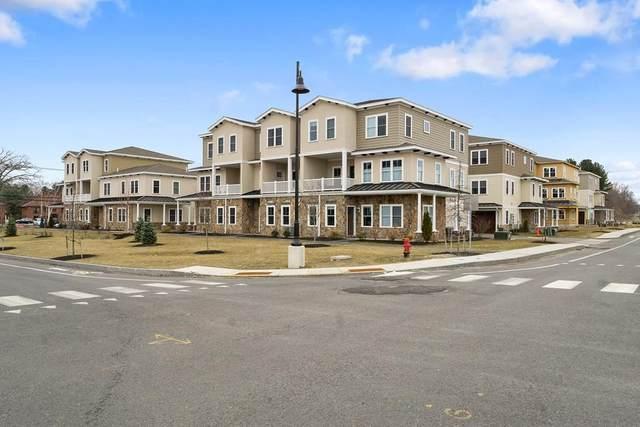 2 Milano Way #57, Salem, NH 03079 (MLS #72618956) :: Kinlin Grover Real Estate