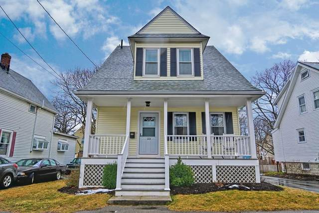 23 Cliff Street, Malden, MA 02148 (MLS #72618967) :: DNA Realty Group
