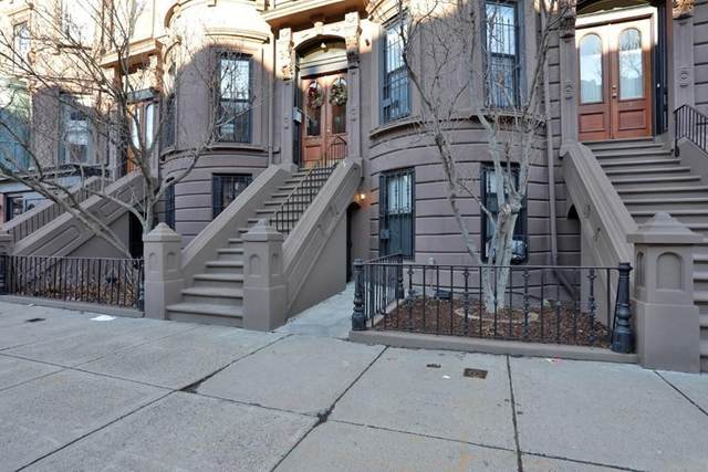 529 Columbus Ave #22, Boston, MA 02118 (MLS #72619000) :: The Gillach Group