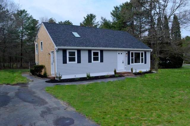 56 Cains Hill Drive, Taunton, MA 02718 (MLS #72619013) :: Kinlin Grover Real Estate
