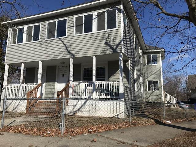 1440-1442 Worcester St., Springfield, MA 01151 (MLS #72619039) :: Kinlin Grover Real Estate