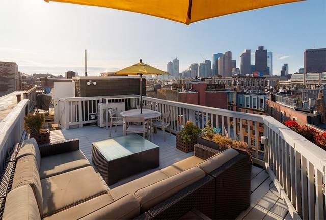 17 Snow Hill #5, Boston, MA 02113 (MLS #72619076) :: The Gillach Group