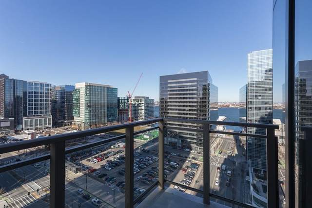133 Seaport Boulevard #1702, Boston, MA 02210 (MLS #72619115) :: Charlesgate Realty Group