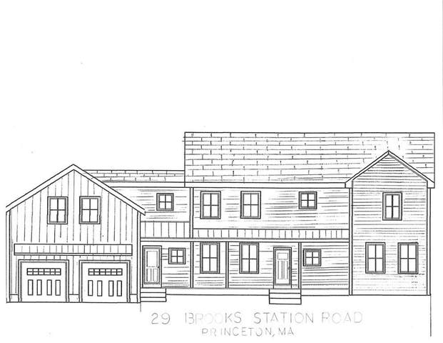 29 Brooks Station Rd, Princeton, MA 01541 (MLS #72619138) :: The Duffy Home Selling Team