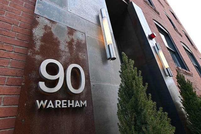 90 Wareham St #312, Boston, MA 02118 (MLS #72619234) :: The Gillach Group