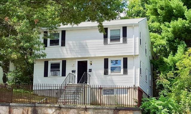 1543 Centre Street, Boston, MA 02132 (MLS #72619264) :: The Gillach Group