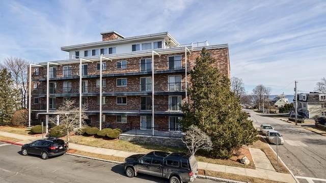 44 Lexington Ave 1G, Gloucester, MA 01930 (MLS #72619271) :: The Gillach Group