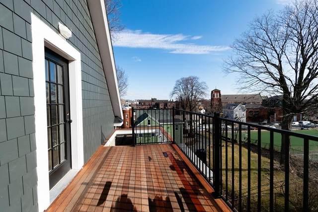 106 Mount Pleasant #106, Boston, MA 02119 (MLS #72619342) :: Kinlin Grover Real Estate