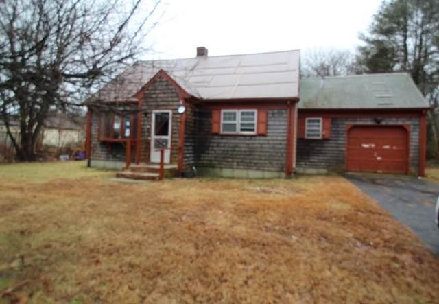 4 Birch Ave, Taunton, MA 02718 (MLS #72619391) :: The Gillach Group