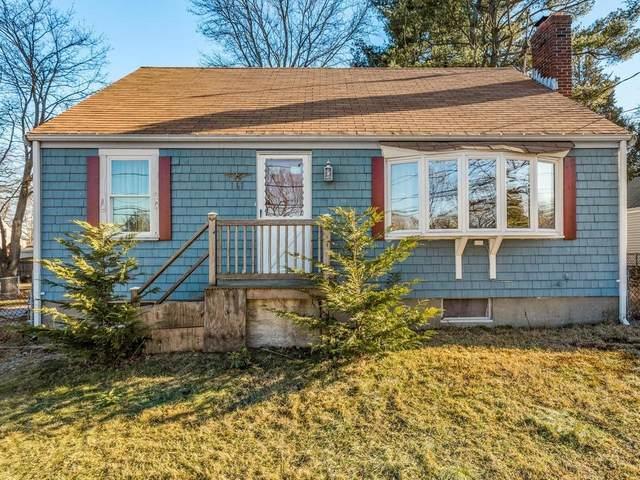 161 Rinaldo Rd, Weymouth, MA 02191 (MLS #72619478) :: Kinlin Grover Real Estate
