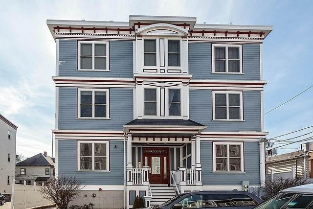 17 Roseclair #2, Boston, MA 02125 (MLS #72619524) :: DNA Realty Group