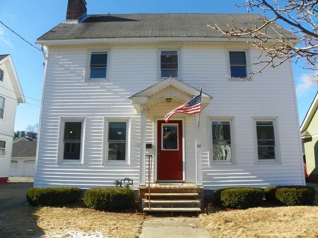 28 Nelson Street, West Springfield, MA 01089 (MLS #72619584) :: NRG Real Estate Services, Inc.