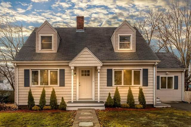 28 Heather Street, Beverly, MA 01915 (MLS #72619620) :: RE/MAX Vantage