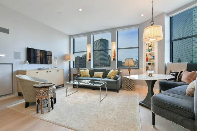 285 Columbus Avenue #803, Boston, MA 02116 (MLS #72619634) :: The Gillach Group