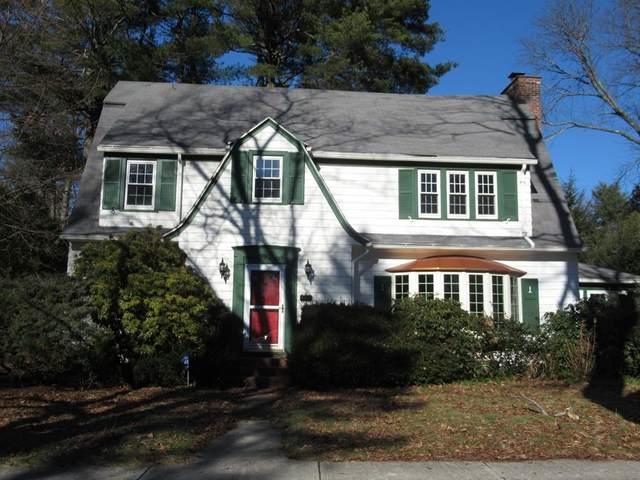 128 Meadowbrook Rd, Longmeadow, MA 01106 (MLS #72619651) :: NRG Real Estate Services, Inc.
