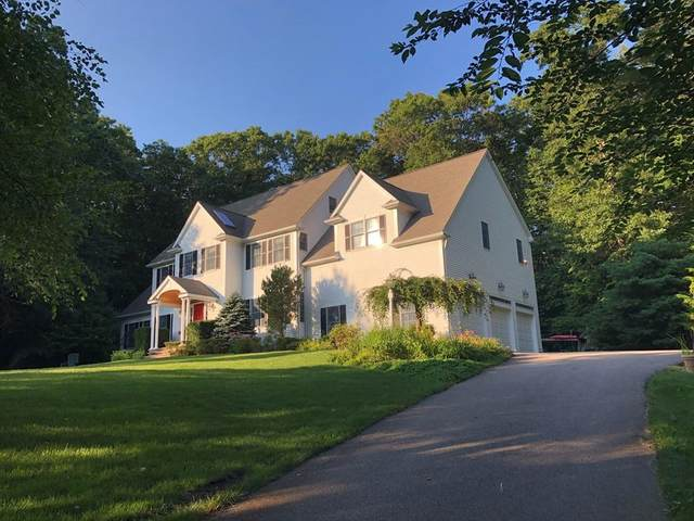 35 Johnson Drive, Holliston, MA 01746 (MLS #72619654) :: Parrott Realty Group