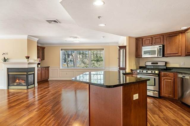 5 Mission Rd #207, Chelmsford, MA 01863 (MLS #72619851) :: Parrott Realty Group