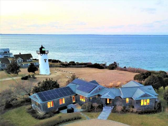 225 East Chop Drive, Oak Bluffs, MA 02557 (MLS #72619904) :: Kinlin Grover Real Estate