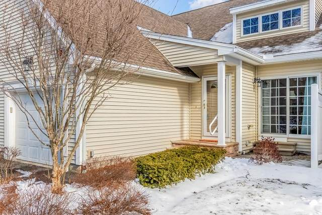 803 Autumn Ridge Drive #803, Ayer, MA 01432 (MLS #72619935) :: The Gillach Group