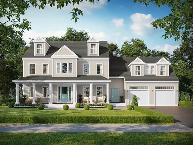 10 Carriage House Way Lot 4, Scituate, MA 02066 (MLS #72619997) :: RE/MAX Vantage