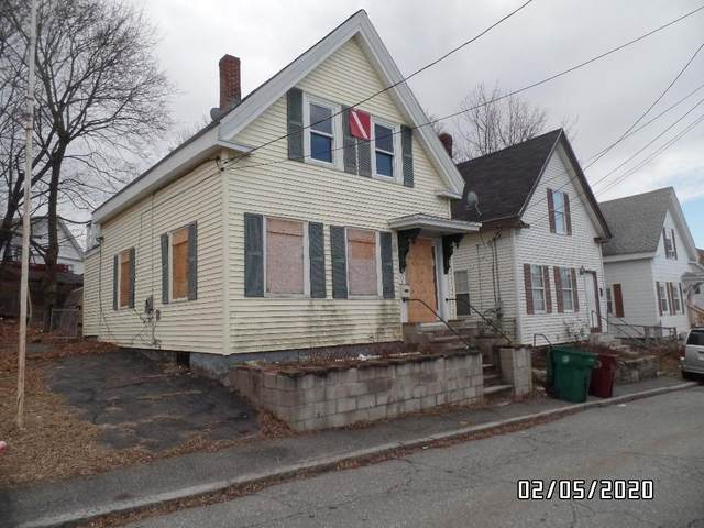39 Prospect St, Lowell, MA 01852 (MLS #72620013) :: The Gillach Group