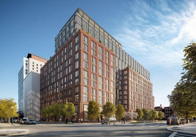 380 Harrison Avenue 14K, Boston, MA 02118 (MLS #72620021) :: The Gillach Group
