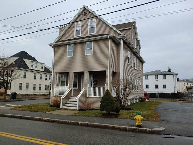 111 Sumner St #1, Quincy, MA 02169 (MLS #72620076) :: DNA Realty Group