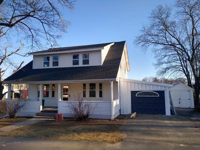 29 Jefferson Street, Taunton, MA 02780 (MLS #72620086) :: RE/MAX Vantage