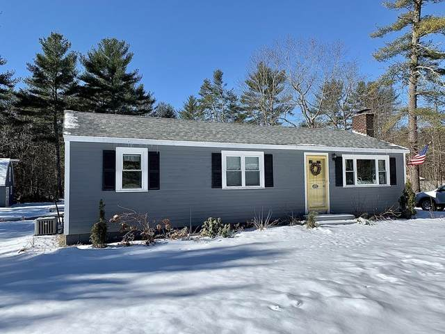 635 Townsend Rd, Groton, MA 01450 (MLS #72620092) :: Exit Realty
