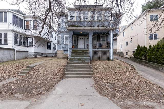 295 Alewife Brook Pkwy, Somerville, MA 02144 (MLS #72620147) :: DNA Realty Group