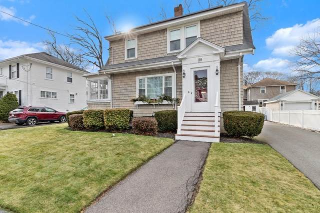 39 Rowe St., Milton, MA 02186 (MLS #72620285) :: Kinlin Grover Real Estate