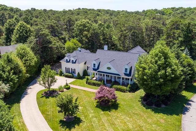 63 Farm Valley Rd, Barnstable, MA 02655 (MLS #72620291) :: Kinlin Grover Real Estate
