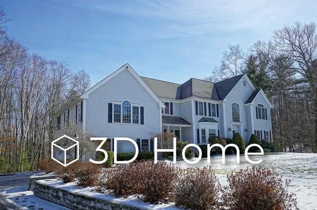 117 Fieldstone Ln, Atkinson, NH 03811 (MLS #72620351) :: Kinlin Grover Real Estate