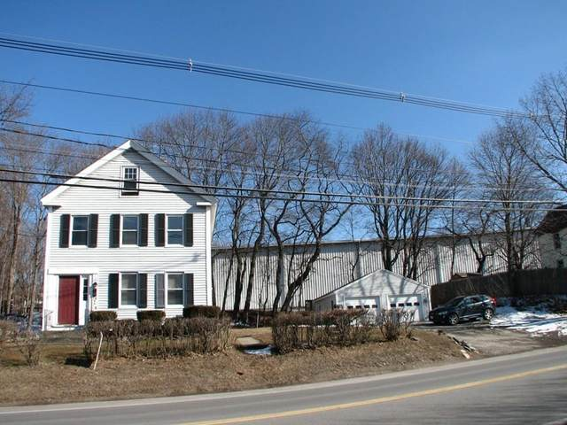 39 Park St., Ayer, MA 01432 (MLS #72620407) :: Exit Realty
