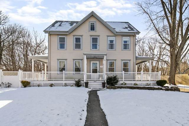 401 Broad, Weymouth, MA 02188 (MLS #72620469) :: Welchman Real Estate Group