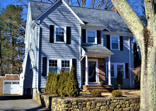 296 Russett Rd, Brookline, MA 02467 (MLS #72620488) :: The Gillach Group