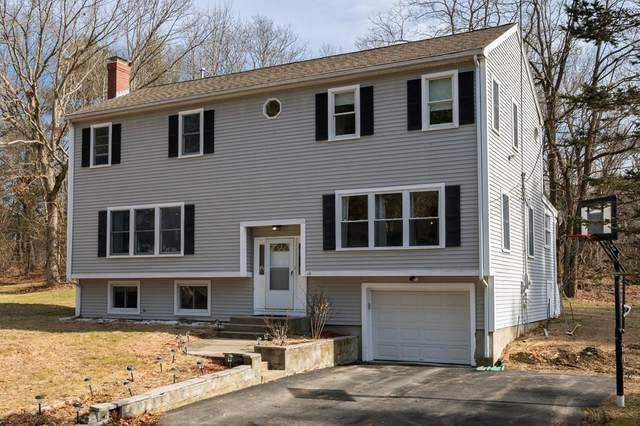 14 Tall Tree Rd., Sharon, MA 02067 (MLS #72620511) :: Spectrum Real Estate Consultants