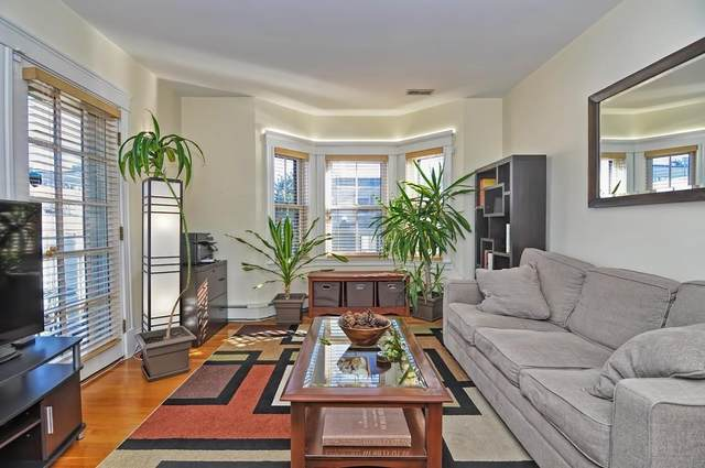 85 Sherman St #7, Cambridge, MA 02140 (MLS #72620513) :: DNA Realty Group