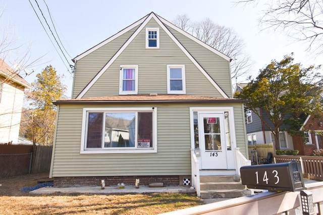 143 Woodlawn Street, Springfield, MA 01108 (MLS #72620516) :: Revolution Realty