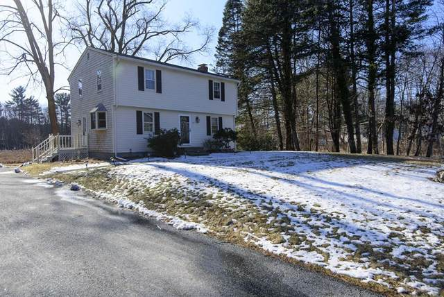 28 Newtown Road, Acton, MA 01720 (MLS #72620522) :: Revolution Realty